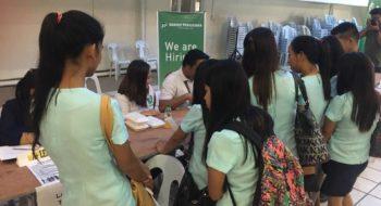 BP joins PSU Lingayen Job Fair