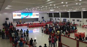 BP joins Job Fair in Alaminos