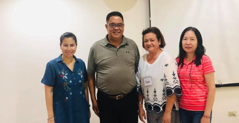 Bangko Pangasinan gets crash course on work safety
