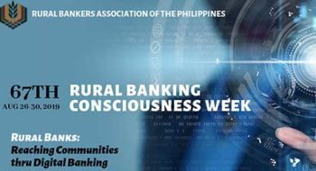 67th Rural Banking Consciousness Week