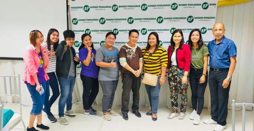 Bangko Pangasinan gets new insights on marketing, leadership and customer service