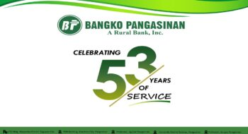 We are celebrating our 53rd Anniversary